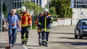 Falscher Gasalarm in Flacht